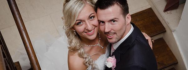 Svatba - Ivanka a Jakub (Zámek Lnáře)