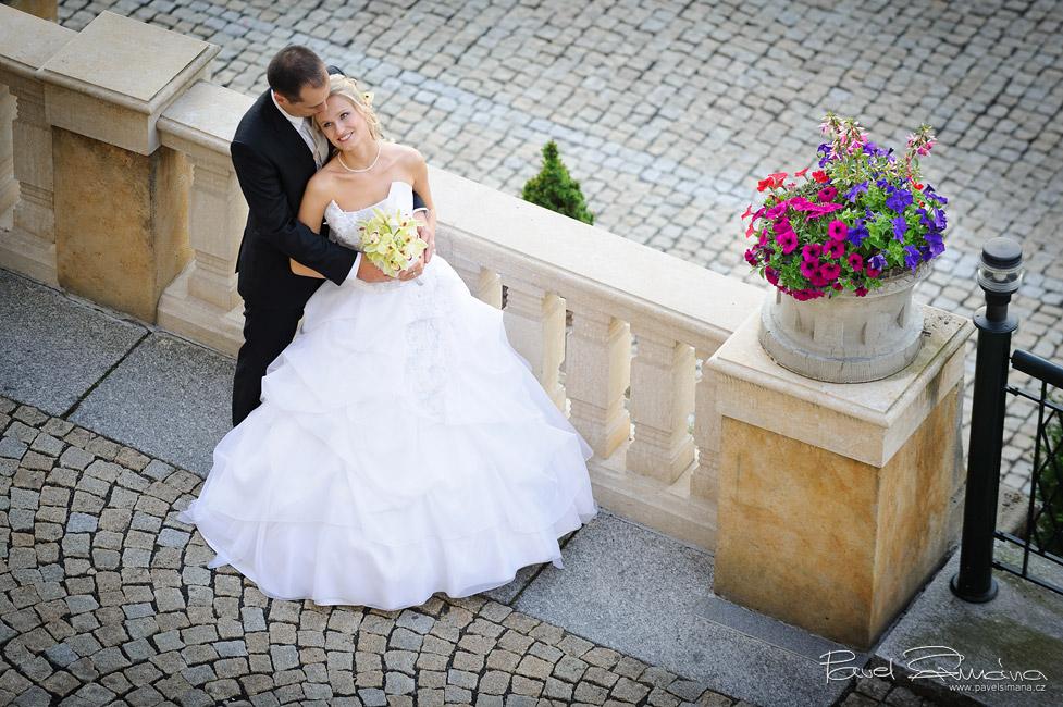 Svatba v Karlových Varech