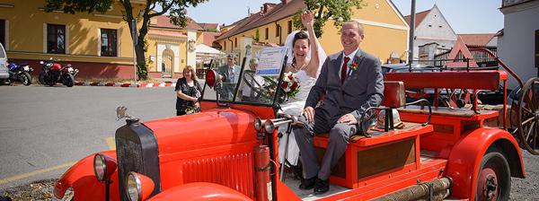 Svatba - Štěpánka a Petr (Plzeňská radnice)